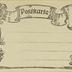 """Des Deutschen Reiches """"Erster General-Postmeister"""", geb. 7. Jan. 1831. Gest. 8. April 1897"""