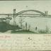 Gruss aus Bonn. Neue Rheinbrücke.