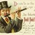 """Der süsse Ton der Flöte Soll sagen statt der Rede: """"Das Geburtstagskind: Hoch!Hoch!Hoch!"""""""