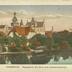 Osnabrück. Hasepartie mit Dom und Ursulinenkloster