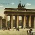 Berlin. Brandenburger Tor.