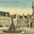 Bremen, Marktplatz vom Dom gesehen.