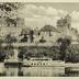 M. S. Sachsen-Anhalt vor Schloß Bernburg/Saale