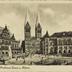 Bremen. Rathaus, Dom u. Börse.