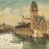 Zollkanal und Jungfernbrücke