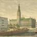 Hamburg. Rathaus.