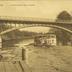 Hamburg - Hochbahnbrücke beim Leinpfad