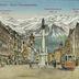 Innsbruck. Maria Theresienstraße.
