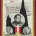 10. Deutsches Sängerbundesfest Wien 19-23. Juli 1928 - Deutsches Lied voll Freiheitsglut, [...]