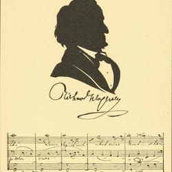 Richard Wagner - Aus der Originalpartitur der Meistersinger