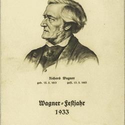 Wagner-Festjahr 1933