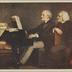 Liszt bei Richard Wagner. [R]