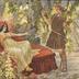 3. Parsifal kommt auf seiner Wanderung in Klingsors Zaubergarten. [...] [R]