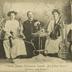 """1. Wiener Damen Schrammel Quintett """"Die flotten Geister"""". Direction Jean Gmeiner."""