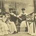 Gruß von dem Ersten und einzig in diesem Genre dastehenden Original-Wiener-weiblichen-Schrammel-Quartett. Direct.: Fr. Toni Altmann
