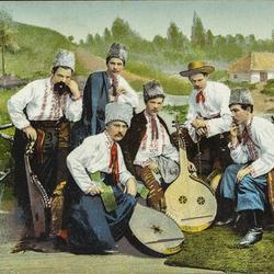 [Ukrainische Musiker]