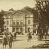 Baden-Baden, Partie beim Kleinen Theater.