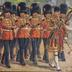 The Coldstream Guards - The Band Entering Buckingham Palace