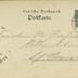 1. Gesangswettstreit deutscher Männergesangsvereine. Kassel 25.26.27. Mai 1899