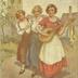 Es zogen im sonnigen Süden drei lachende Mädels hinaus