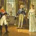 Aus grosser Zeit Königin Luise vor Napoleon in Tilsit, 6. Juli 1807 [R]