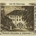 1. April 1815 - 1. April 1915 - Zum 100. Geburtstage - Bismarcks Geburtshaus in Schönhausen