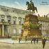 Berlin. Denkmal Friedrichs des Großen.