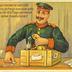 Geld, Brief, Zigarren, Wurst und Likör - Brachte die Post, da freut man sich sehr...