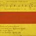 Deutschland, Deutschland über alles. Der rote Streifen auf gelbem Grunde/ Zeigt, wie sich durch jedes Badensers Gemüt...
