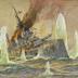 Aus dem Seegefecht in der Nordsee am 24.1.1915 [R]
