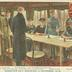 Signature de L'Armistice, 11 Novembre, 1918.