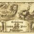 Erinnerung an die 1000 Jahr Feier der Rheinlande.