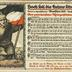 Hoch soll die Fahne schweben! - Der patriotische Kriegsschlager 1915